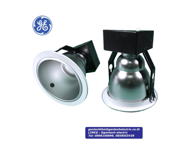 GE Downlight 6 inches, E27, Vertical ; SKU: 18856TH, EFOV 8621 S6 E27 TH