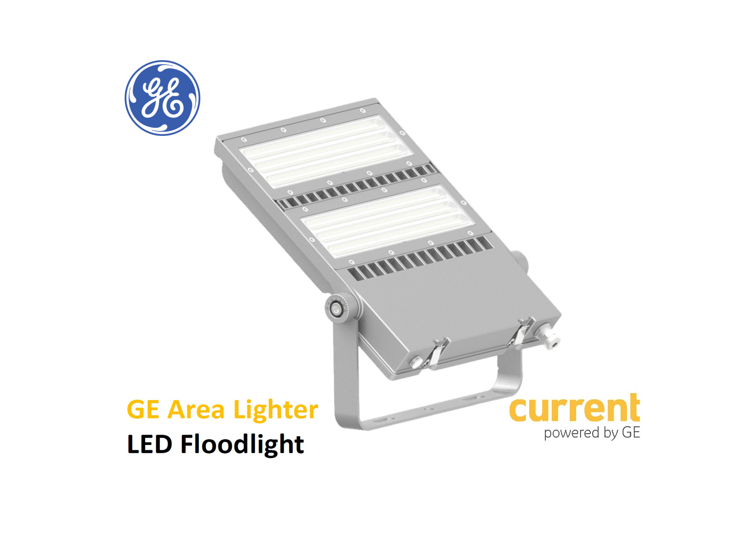 GE Area Lighter LED Floodlight