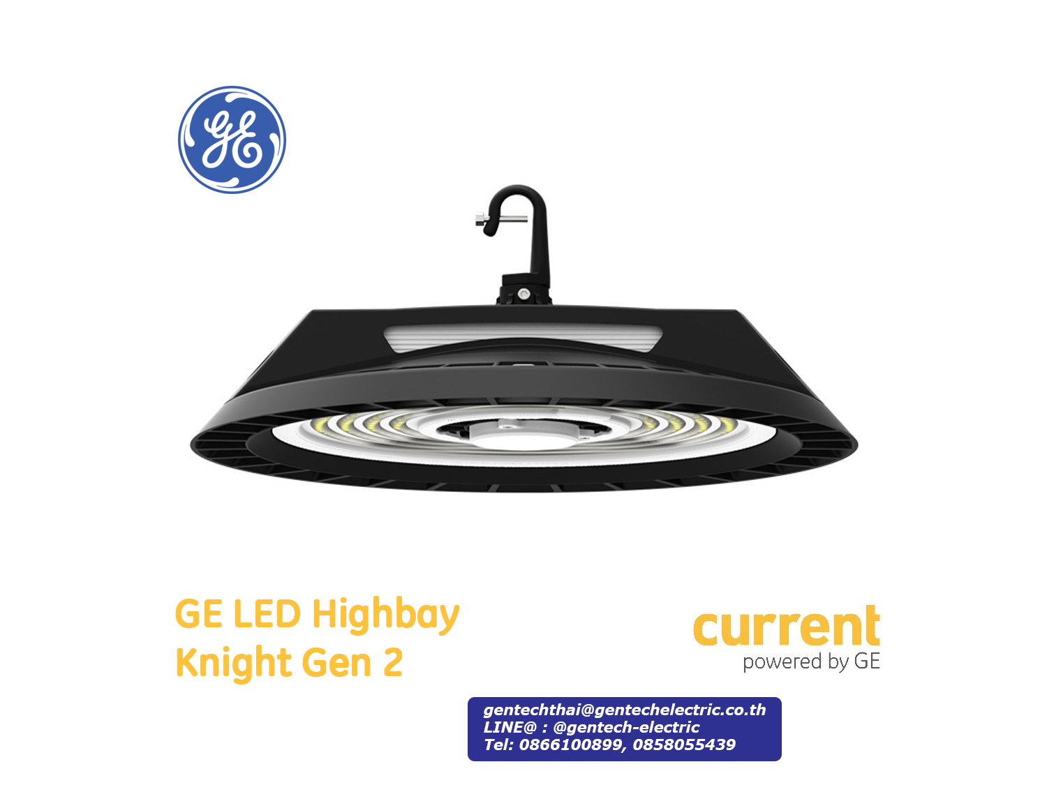 GE LED Highbay- Knight Gen 2